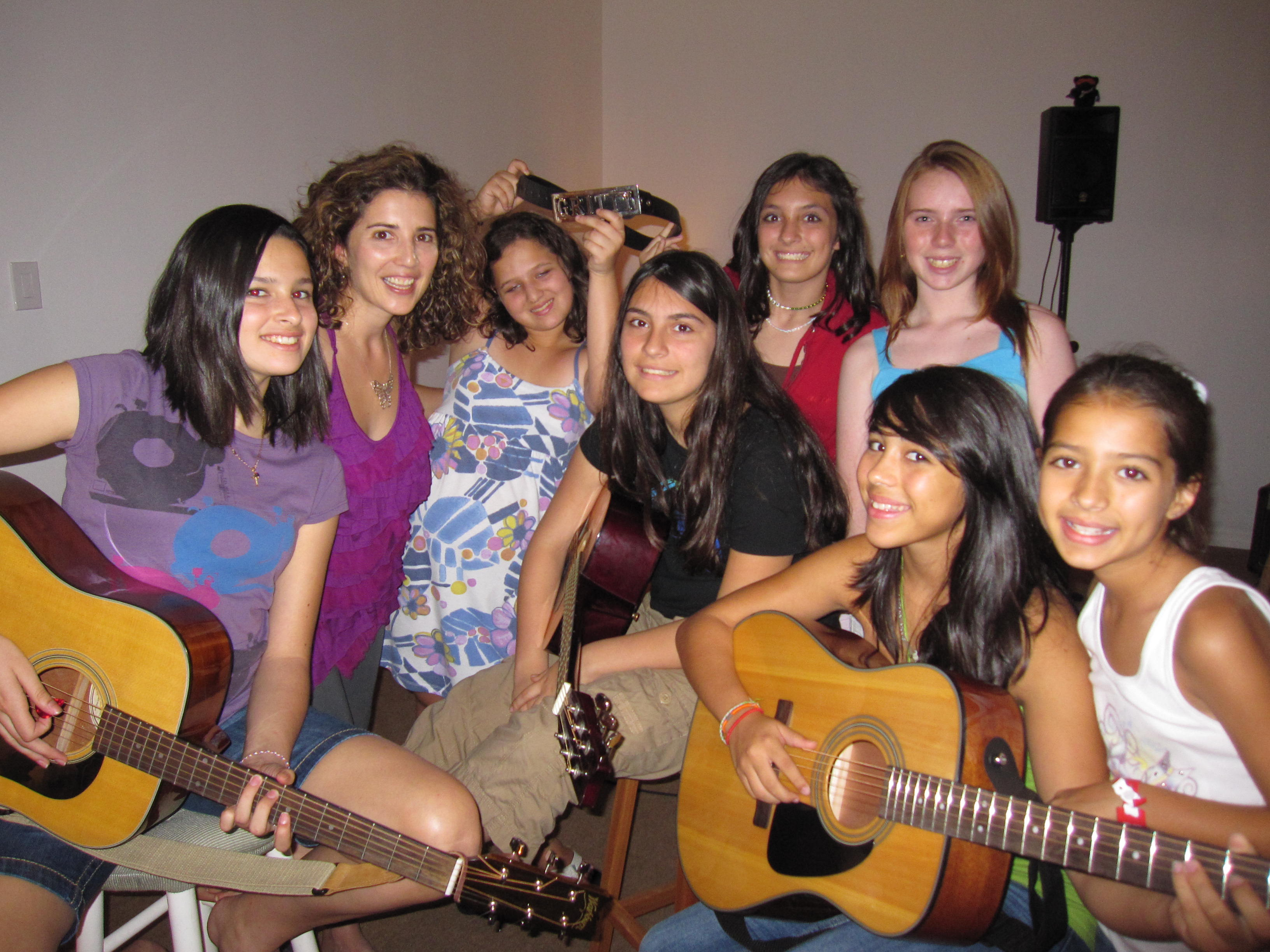 Gritty Girl Performing Arts Camp