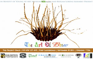 YAA Museum Benefit Event