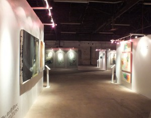Installation view: Henriques, Lo Castro, Rucker and Spechler