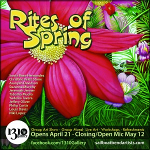 1310 Gallery presents: Rites of Spring- Group Art Show