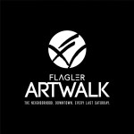 Flagler Artwalk logo